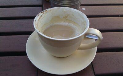 Leckere Coffee im Stellinger Weg